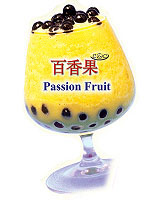 CZC Bubble Tea Supplier - Bubble Tea Flavor - Passion Fruit