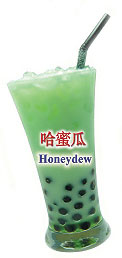 CZC Bubble Tea Supplier - Bubble Tea Flavor - Honeydew