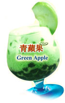 CZC Bubble Tea Supplier - Bubble Tea Flavor - Green Apple
