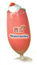 CZC Bubble Tea Supplier - Bubble Tea Flavor - Water Melon